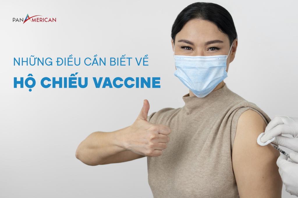 phiếu tiêm chủng hộ chiếu vaccine